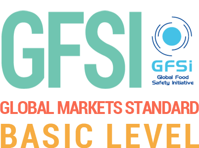 GFSI Global Market Standard basic level