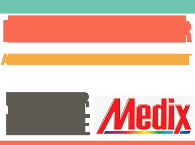 Marktführer auf dem Inlandsmarkt unter der Marke MEDIX