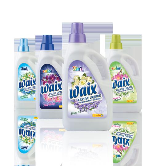 Wixe liquid detergent