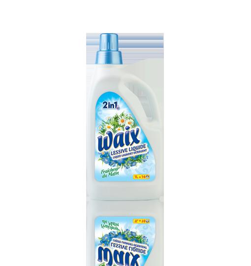waix liquid detergent spring