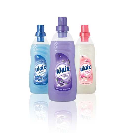 WAIX FABRIC SOFTENERS